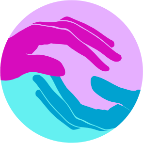 Caring clipart transparent. Care circle small image