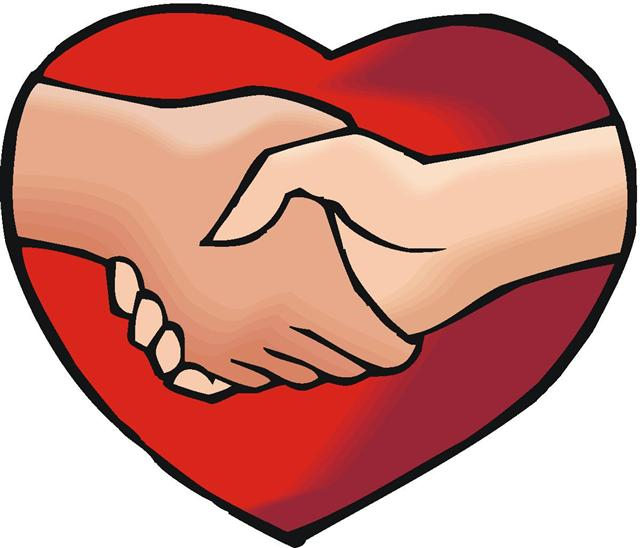 caring clipart