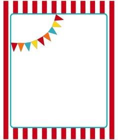 Carnival clipart border. Free download best on