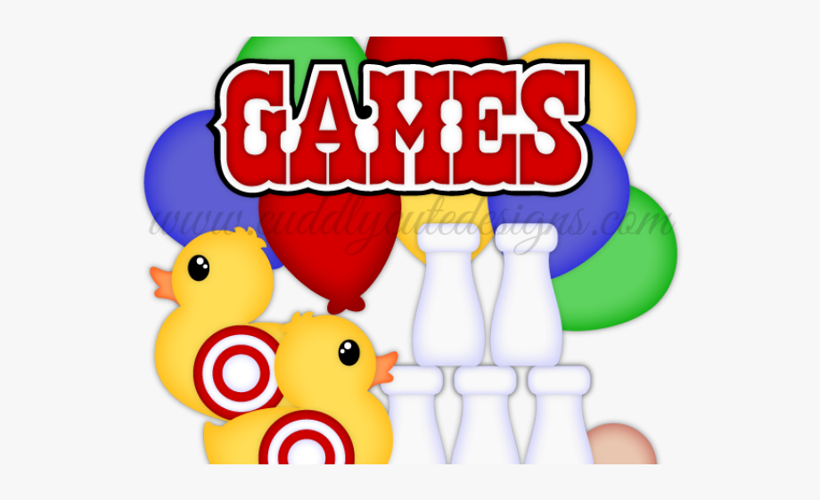 Game clipart fair game. Carnival games clip art
