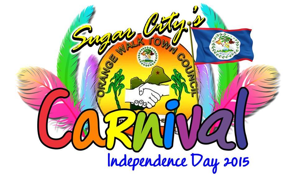 Orange walk route saturday. Carnival clipart carnival parade