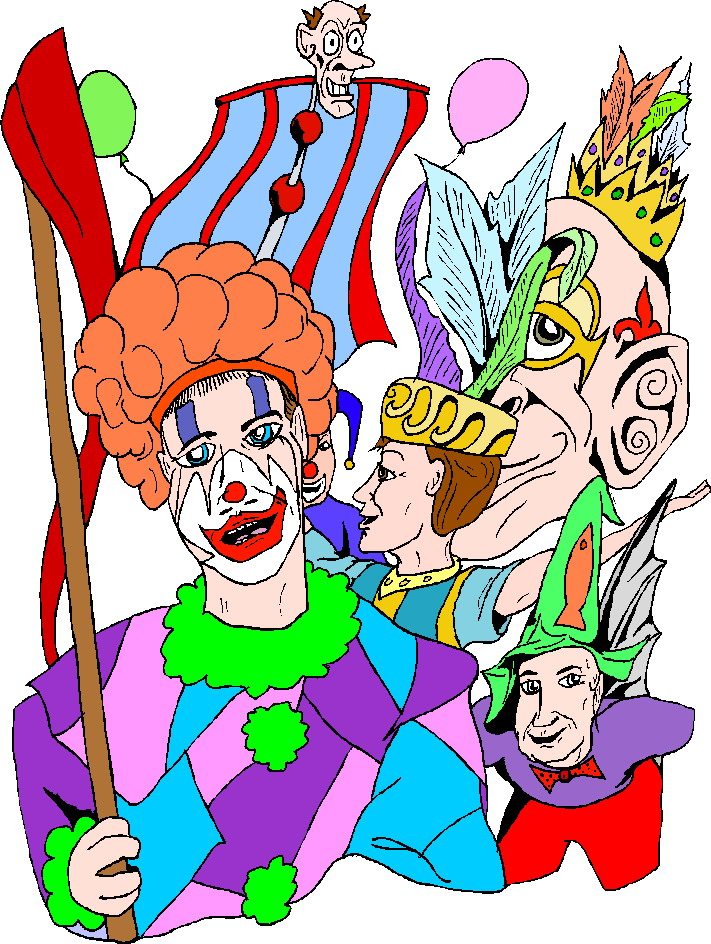 Carnival clipart carnival parade. Clip art clipartix