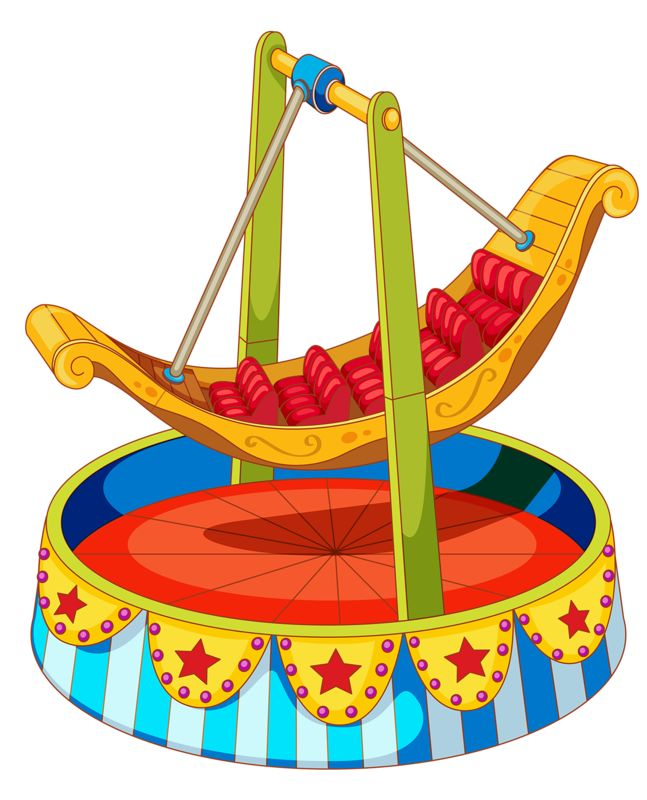 Carnival clipart cartoon.  best playgounds images