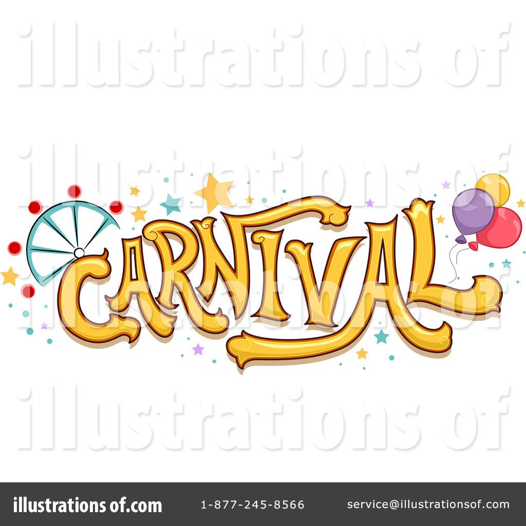 Illustration by bnp design. Carnival clipart cartoon