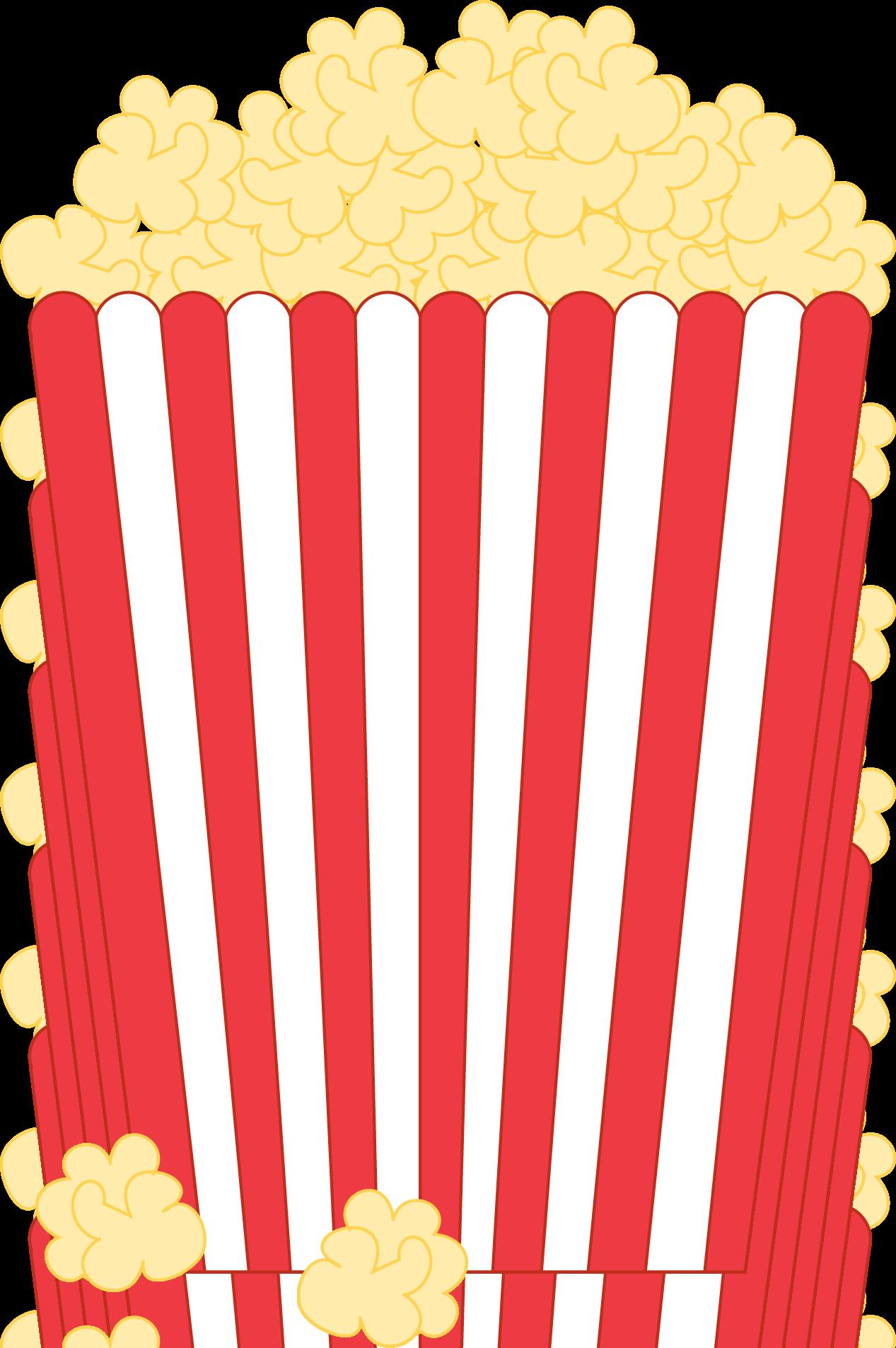 Carnival clipart clip art. Popcorn