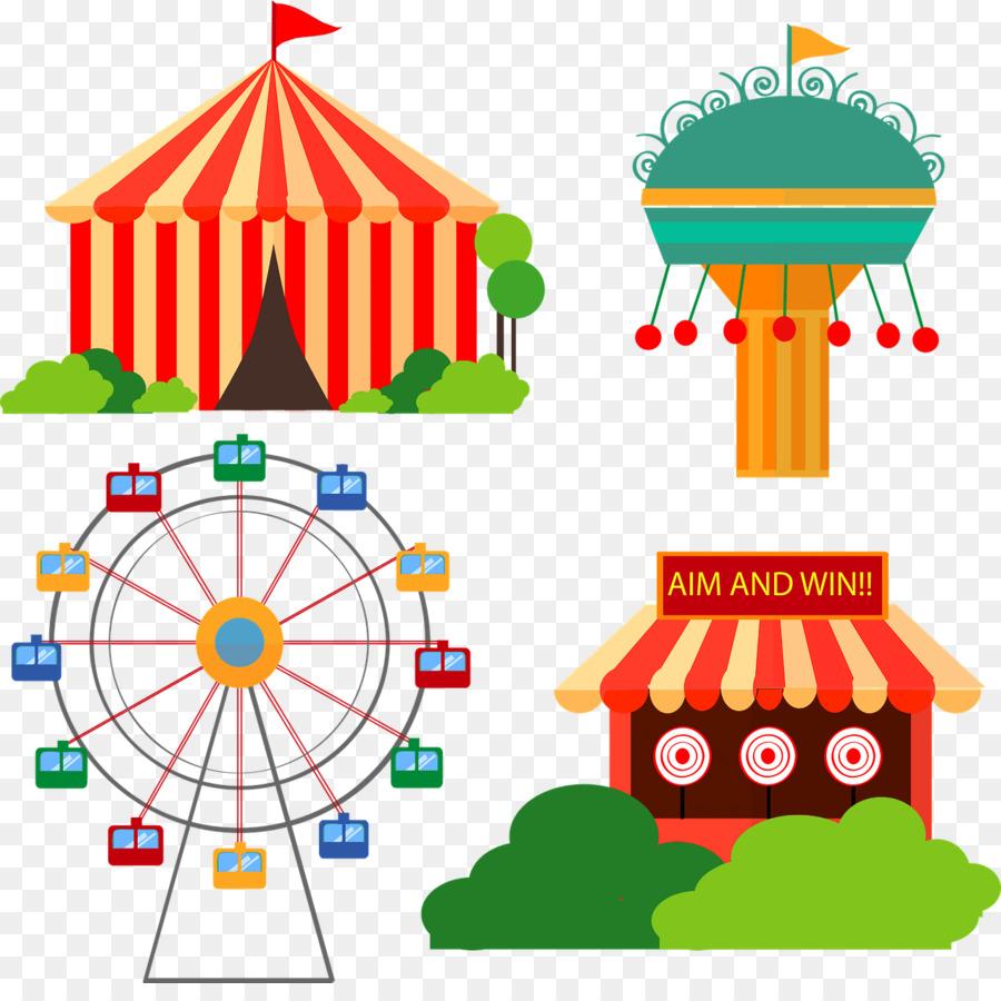 Circus cartoon . Carnival clipart clip art