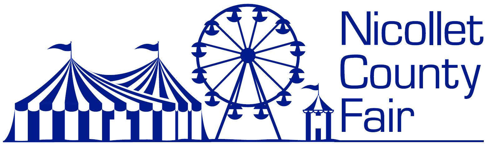 Carnival clipart county fair. Nicollet august