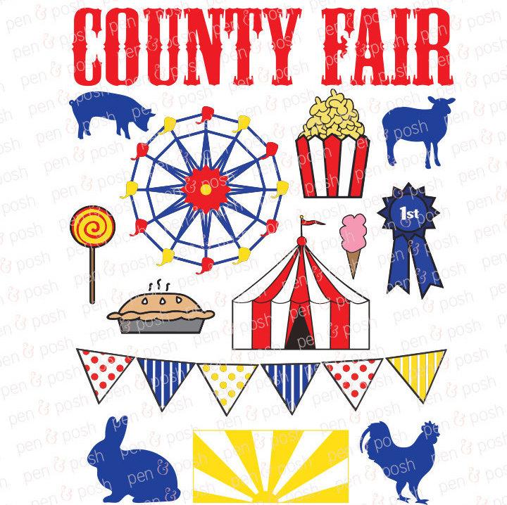 Carnival clipart county fair. Svg clip art this