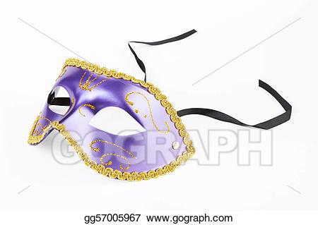 Carnival clipart drawing. Mask gg gograph isolated
