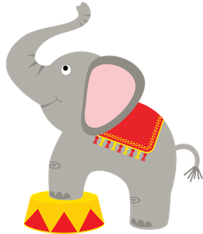 Carnival Clipart Elephant Picture 155315 Carnival Clipart Elephant