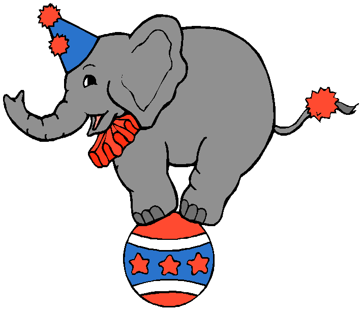 Carnival clipart elephant. Collection of free elephants