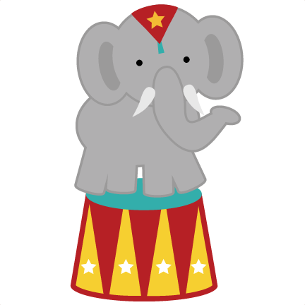 Carnival clipart elephant. Circus png svg for