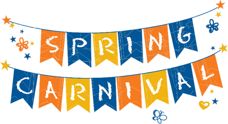 Spring welcome to sacajawea. Carnival clipart event