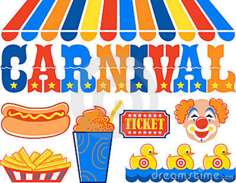 Carnival clipart fall carnival. Bridgeport s ptc elementary