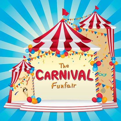 Premium clipartlogo com . Carnival clipart funfair