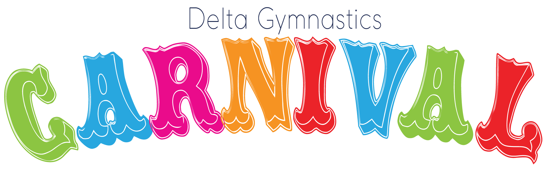 Carnival clipart kids carnival. Delta brisbane gym gymnastics