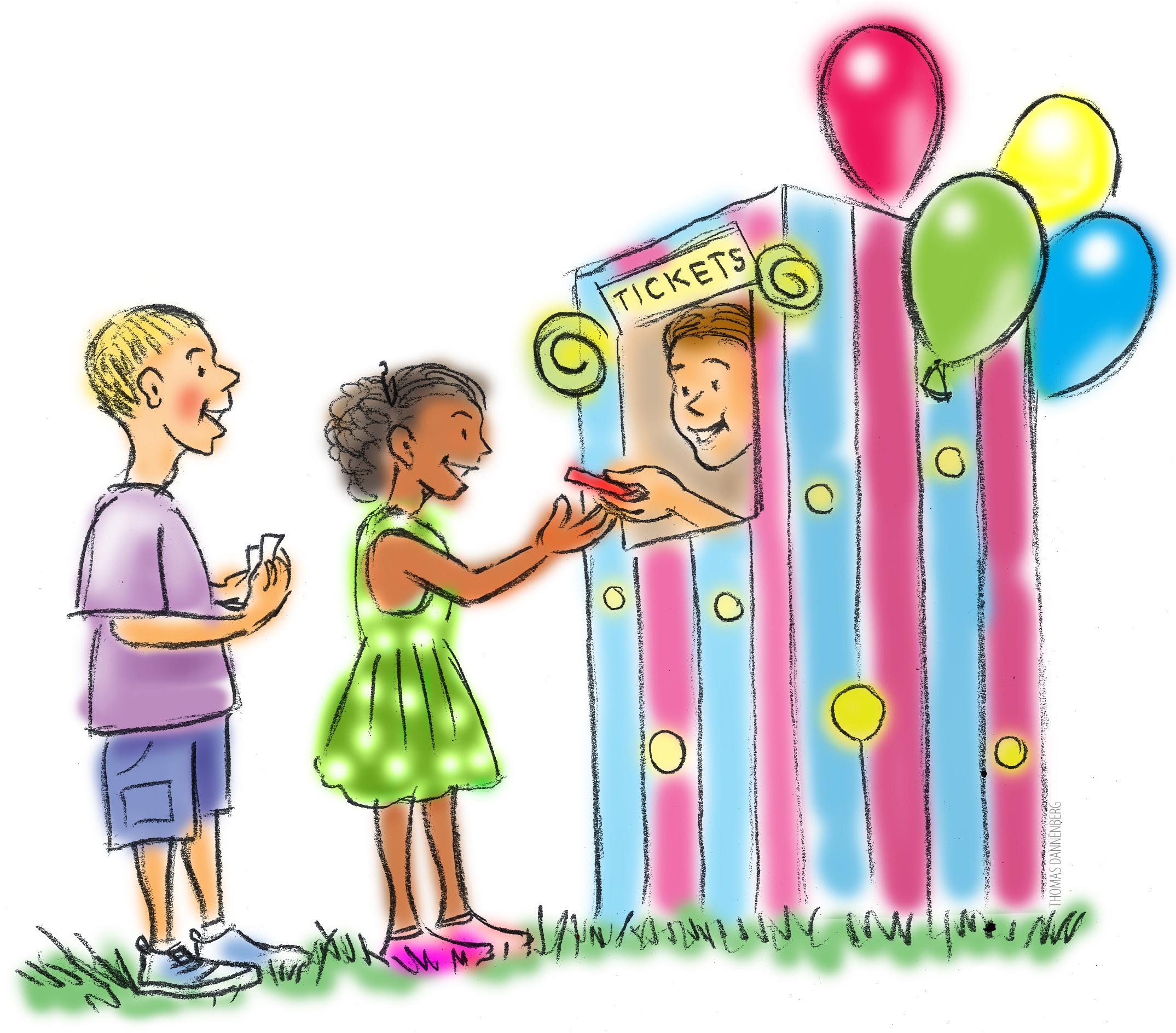 Carnival cliparting com . Fair clipart kid fair