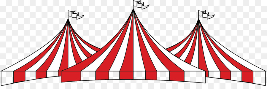 Circus cartoon triangle transparent. Carnival clipart line