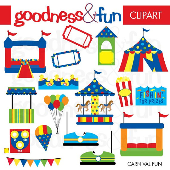 Buy get free fun. Carnival clipart line