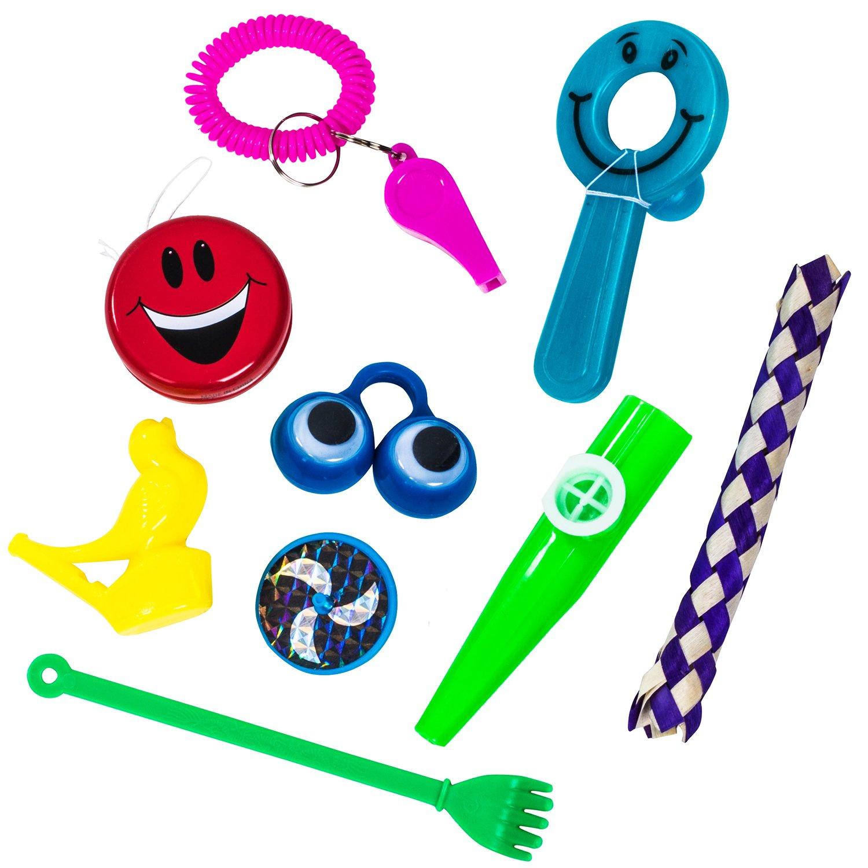 Carnival prizes toys assortment. Prize clipart kids