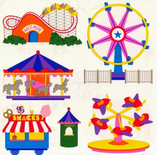Carnival clipart roller coaster. Mrs grossman s kids
