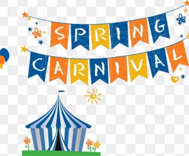 Carnival clipart school carnival. Spring fling a night