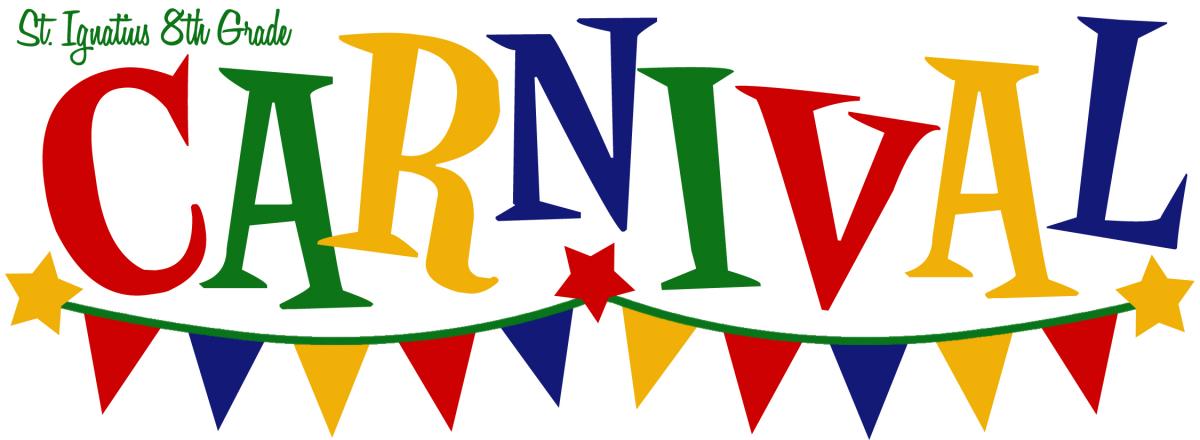 St ignatius th grade. Carnival clipart school carnival