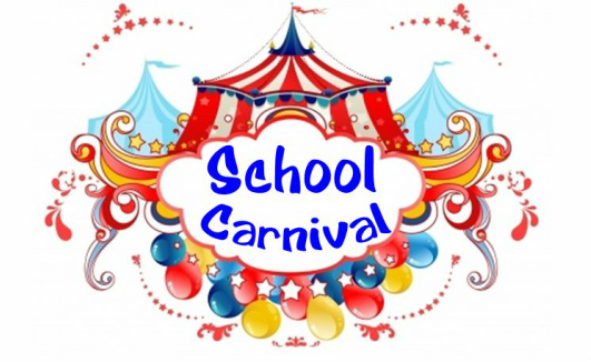 Donation i s thomas. Carnival clipart school carnival