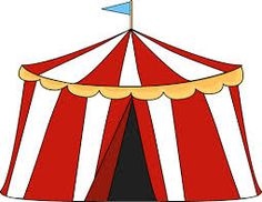 Clip art circus party. Carnival clipart tent