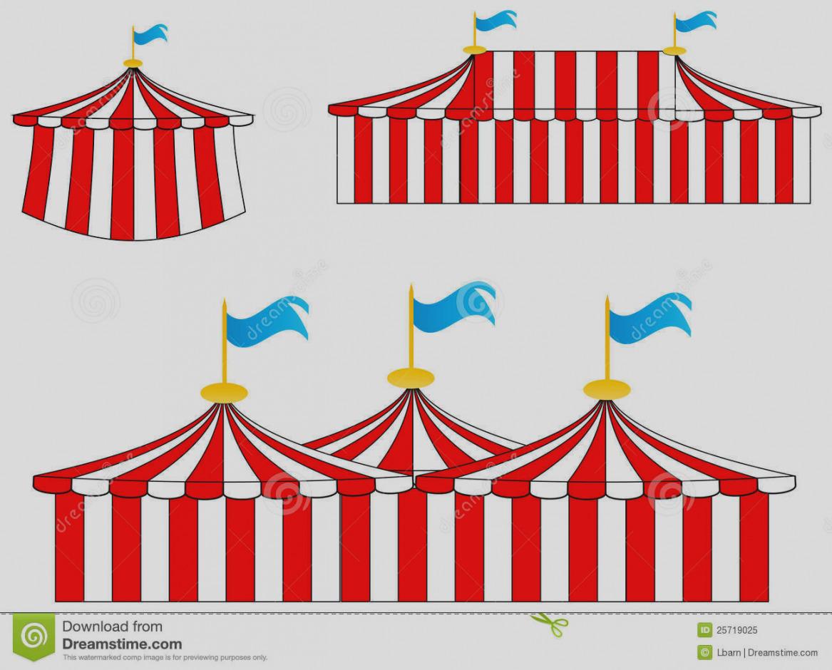 Inspirational circus clip art. Carnival clipart tent