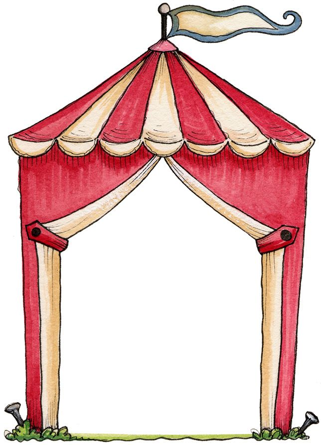 Carnival clipart tent.  best circus tents