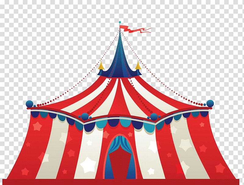 Carnival clipart transparent. Circus tent background png