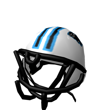Carolina panthers helmet png. Official roblox
