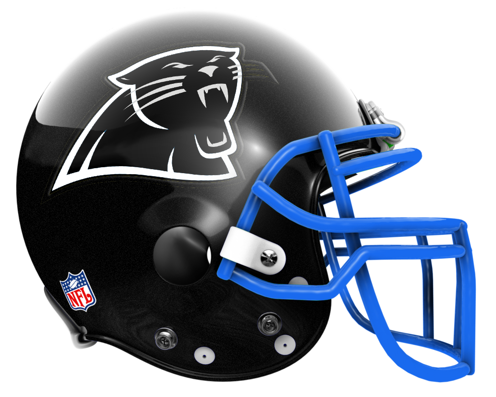 Sports logos pinterest. Carolina panthers helmet png