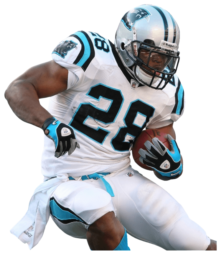 Player stewart transparent stickpng. Carolina panthers helmet png