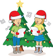 Caroling clipart animated. Search results for kid