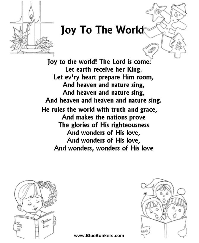 Caroling clipart christmas program.  best song lyrics