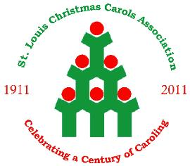 St louis christmas carols. Caroling clipart group