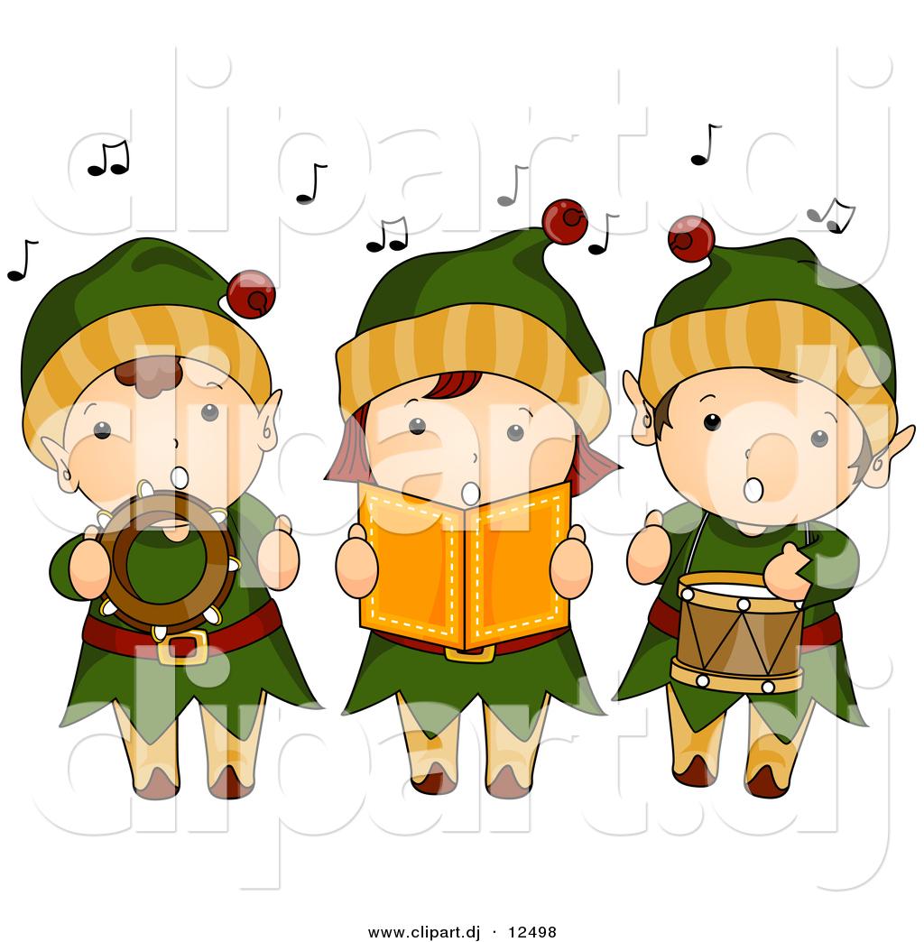 Carols fun for . Caroling clipart merry christmas