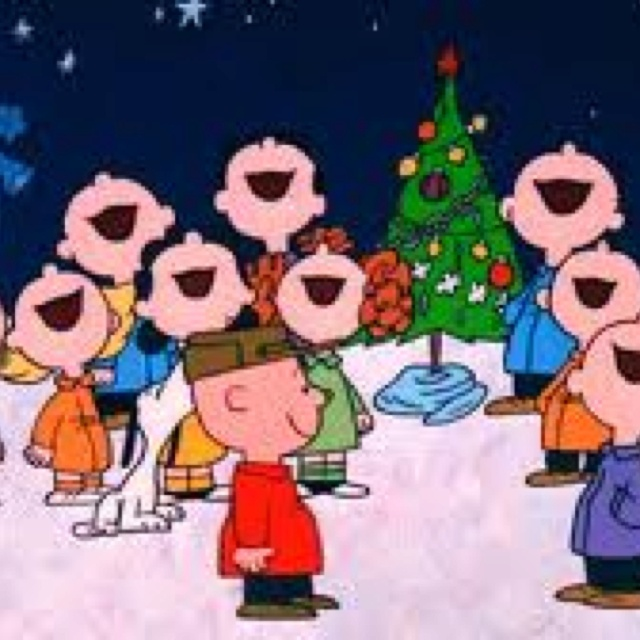 Caroling clipart peanuts christmas.  best images on