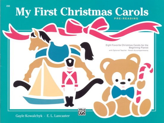 Caroling clipart performance. My first christmas carols