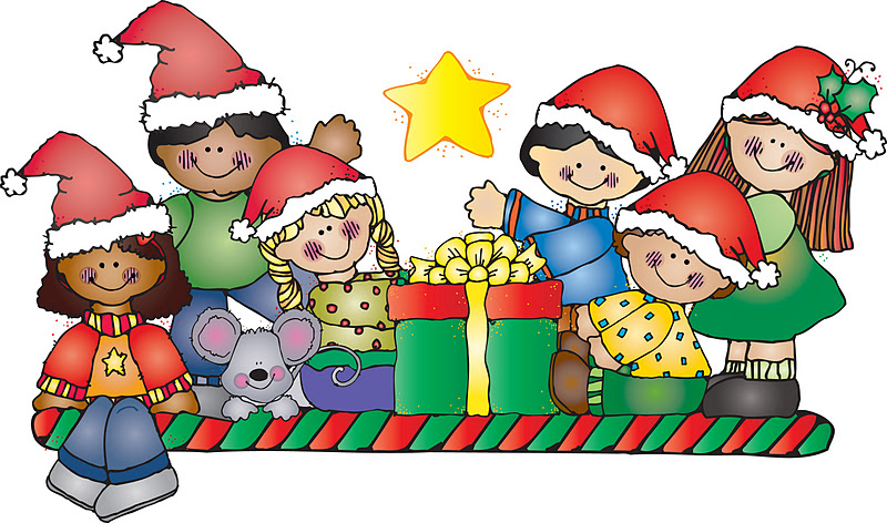 preschool clipart december