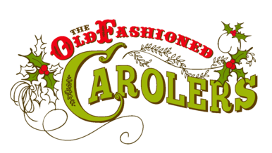 Complete the old fashioned. Caroling clipart repertoire