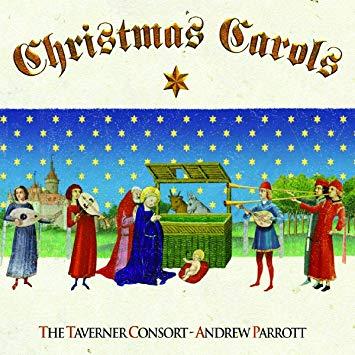 Various artists andrew parrott. Caroling clipart repertoire
