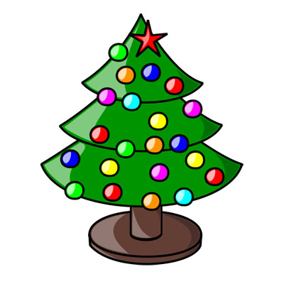Caroling clipart singing christmas tree. French carols and traditions