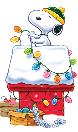 Caroling clipart snoopy christmas. Peanuts images gallery for