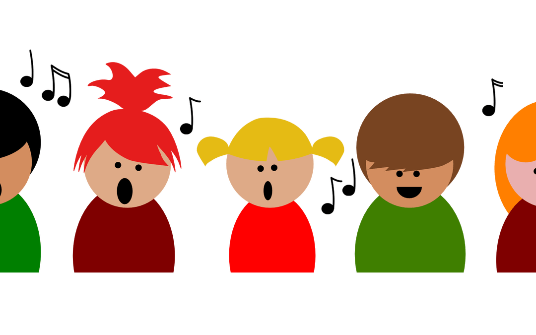 Caroling clipart tradition.  cliparts for free