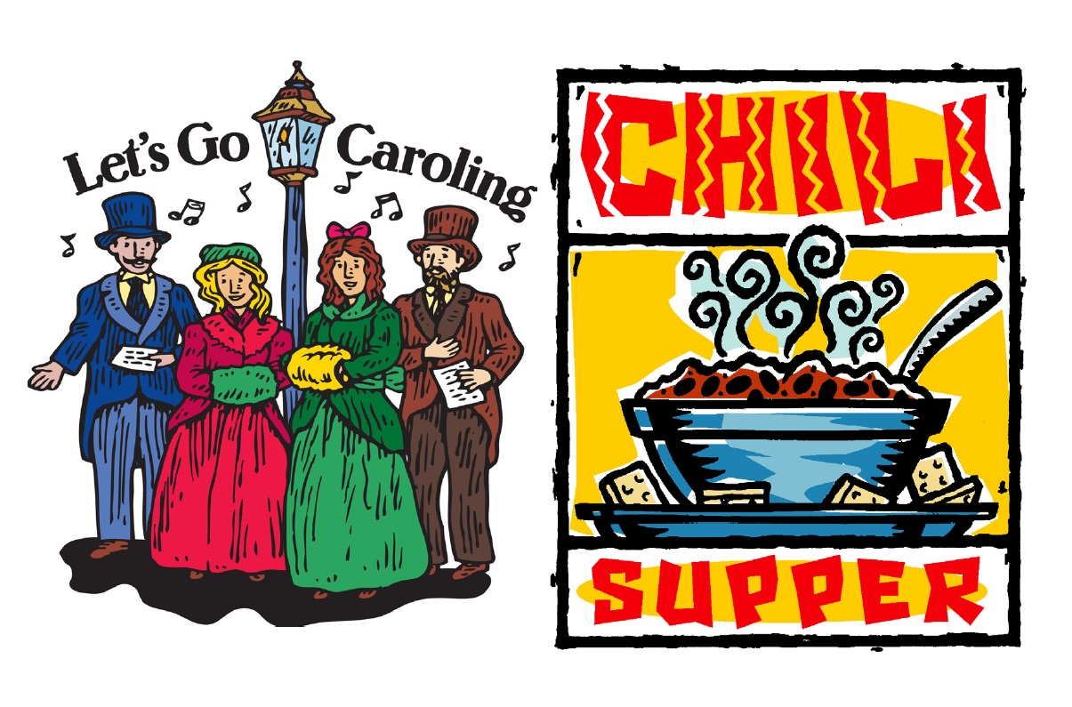 Caroling clipart victorian.  collection of christmas