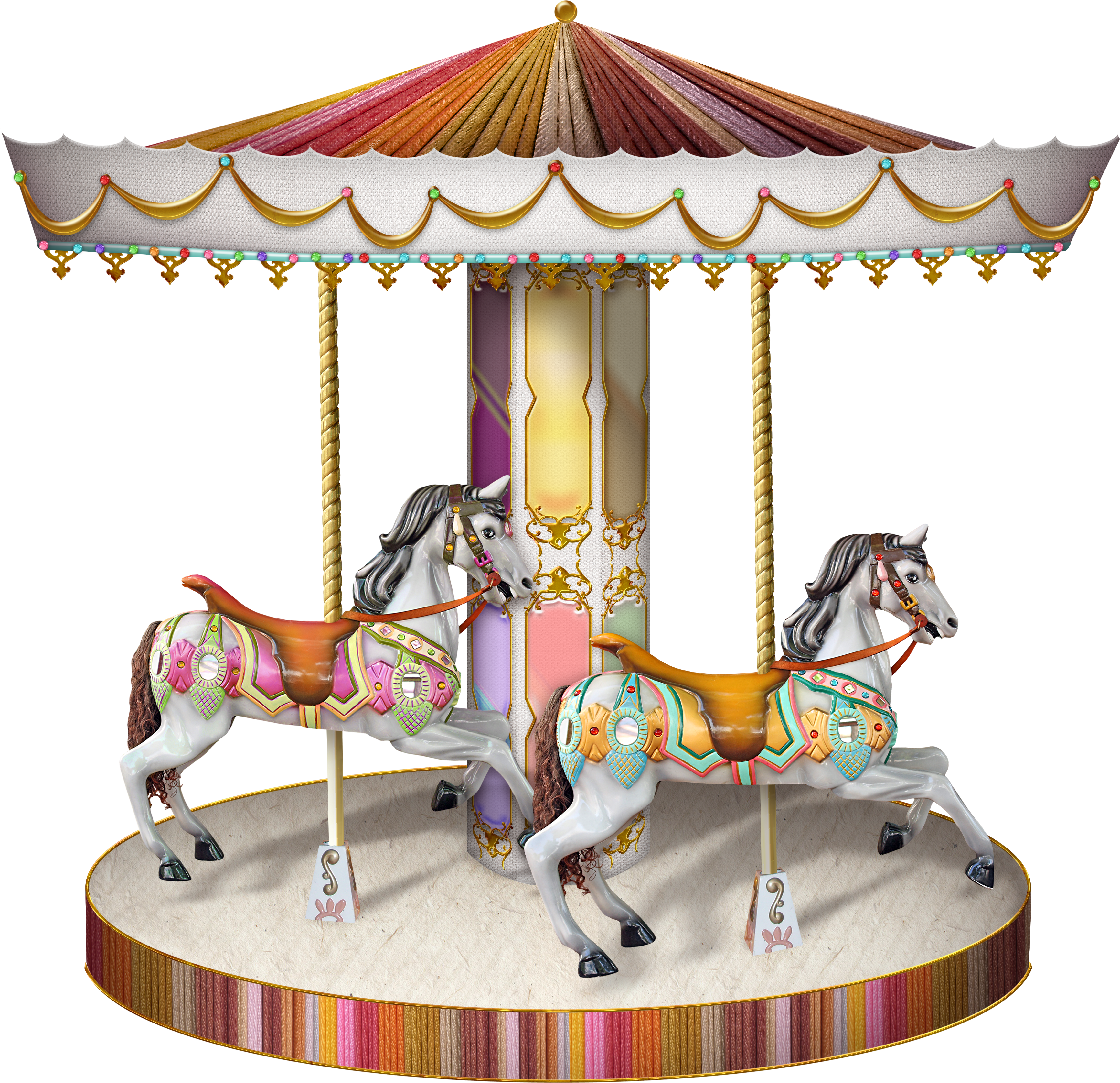 Png . Carousel clipart background image