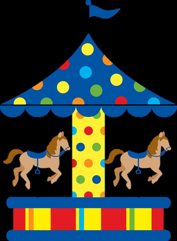 Circus clipart fair. Carrossel imprimir desenhos para